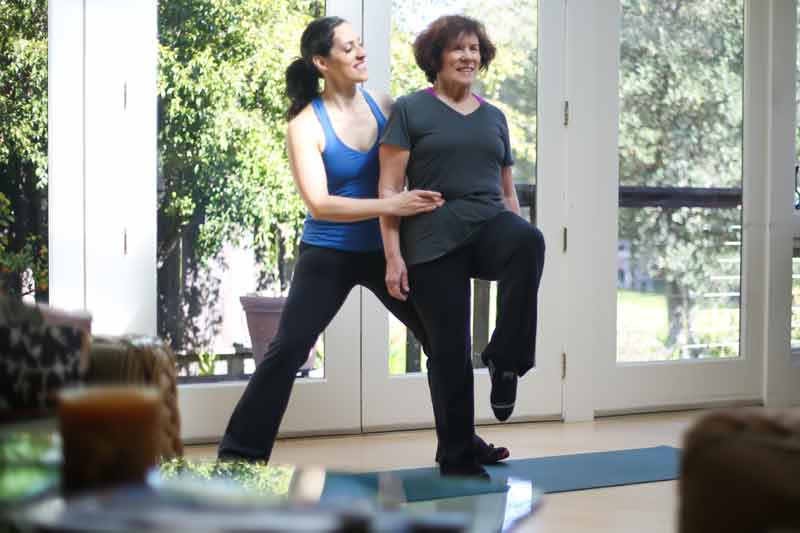 Pilates for Menopausal Women